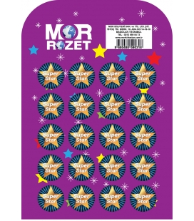 SUPER STAR ROZET