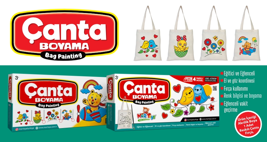 Çanta Boyama