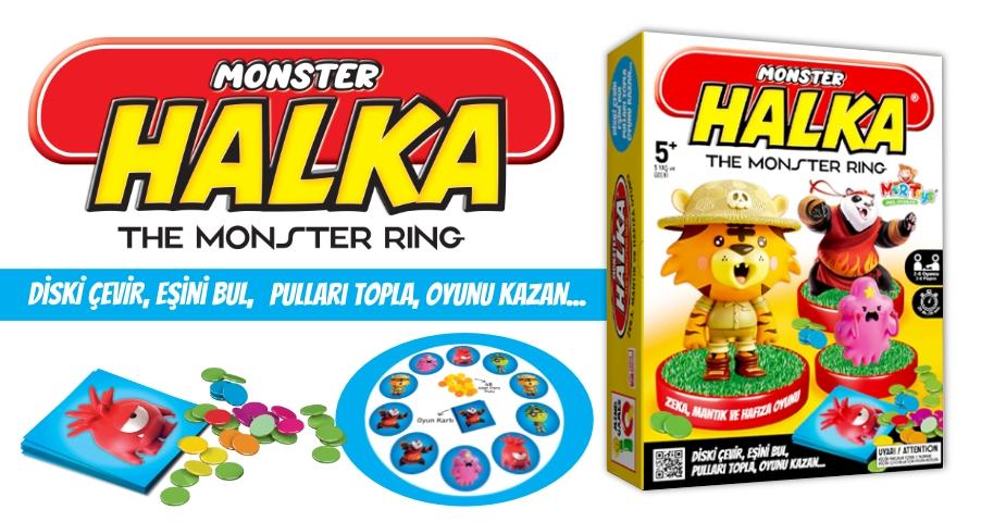 Monster Halka